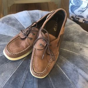 Sperry Topsiders!